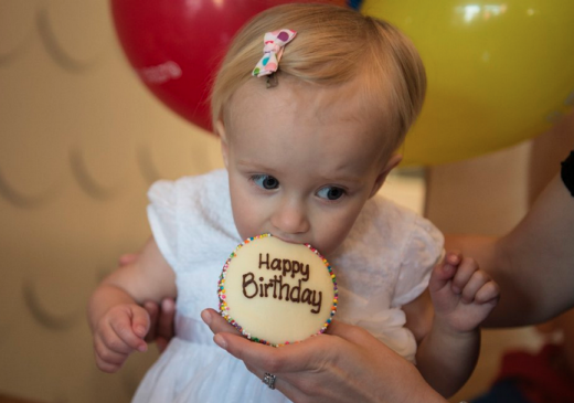 <p>give more birthdays</p>