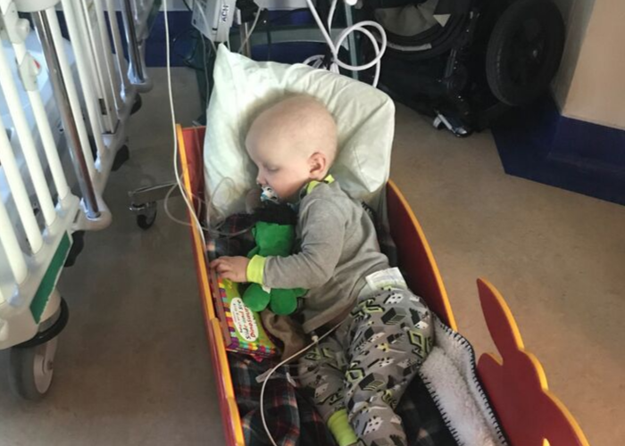 <p>it was a tuesday when i was told my baby had cancer</p>