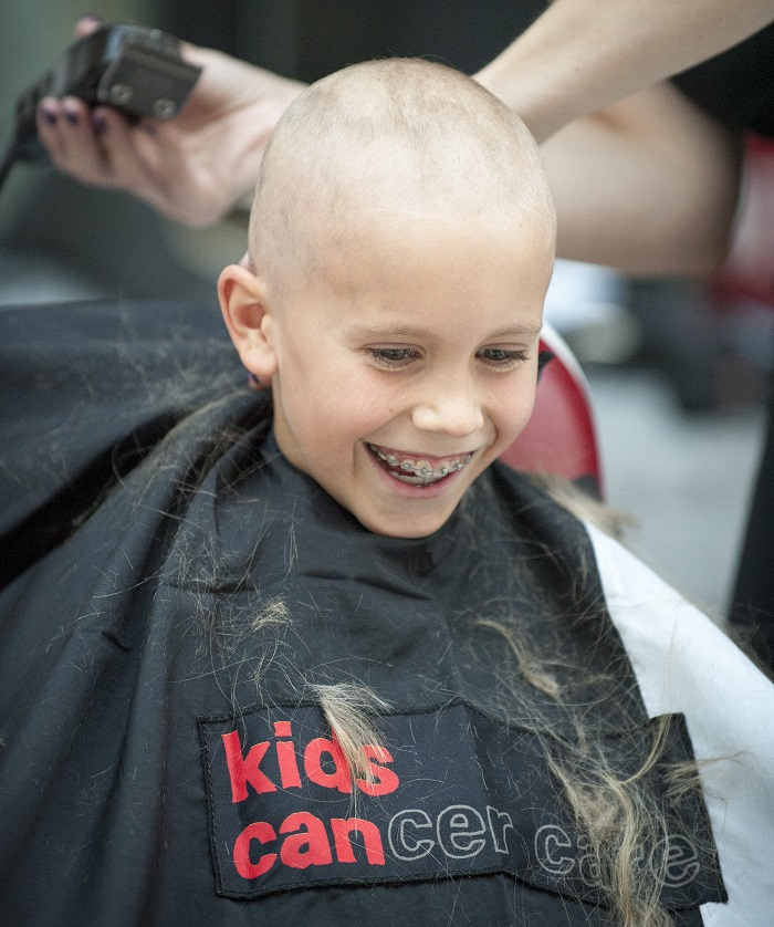 <p>shave your lid for a kid<sup>&reg;</sup></p>