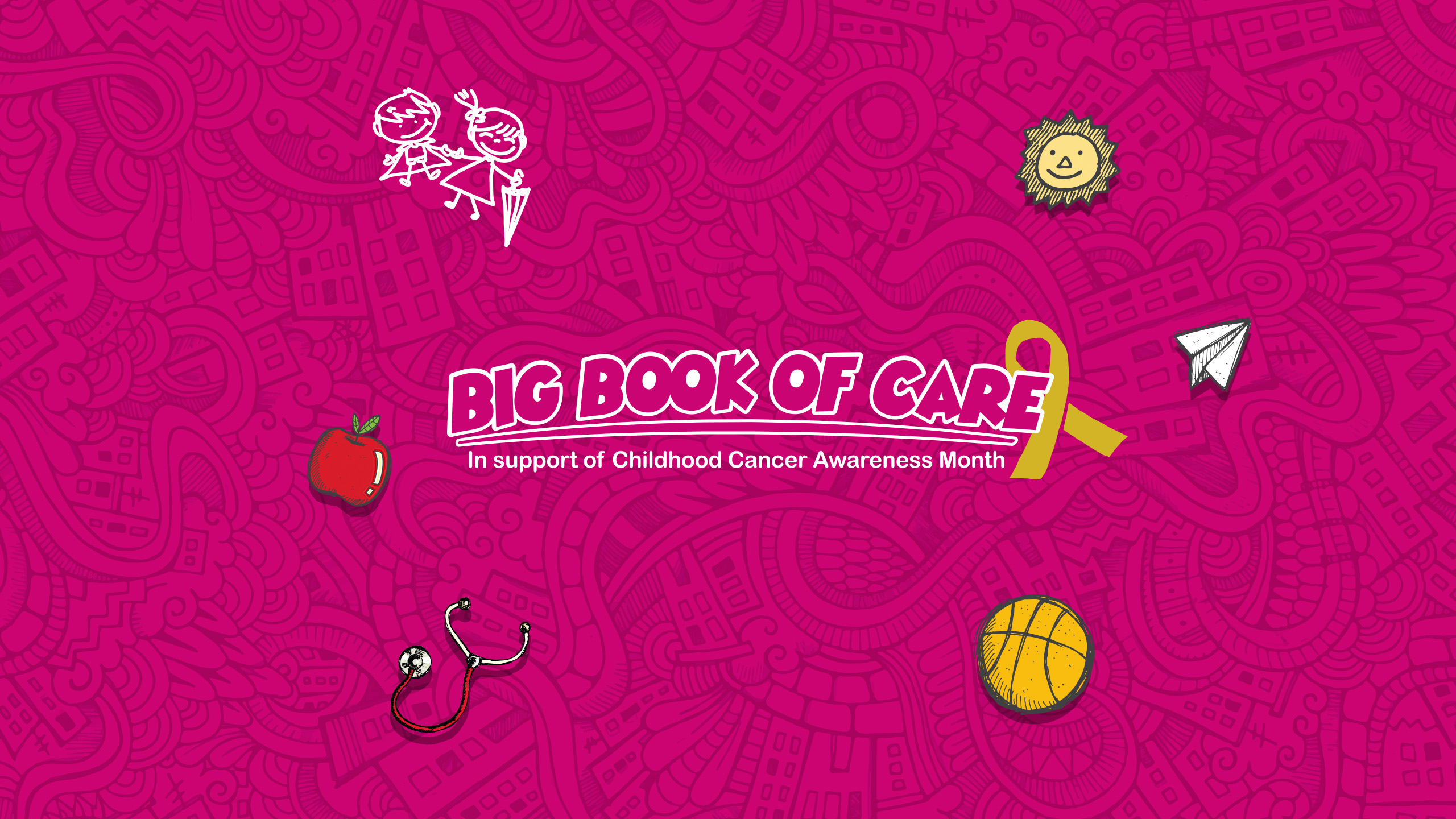 <p>big book of care</p>